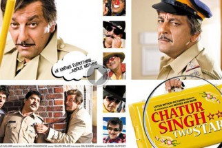 First Look Of The Movie Chatur Singh Two Star
