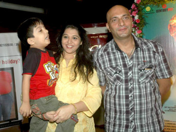 Photo Of Amit Behl From The Premiere of 'I Am Kalam'