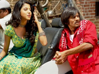 Movie Still From The Film Rivaaz,Sadhika Randhawa,Vijay Raaz