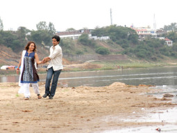 Movie Still From The Film Jo Dooba So Paar - It's Love in Bihar!,Sita Ragione Spada,Anand Tiwari