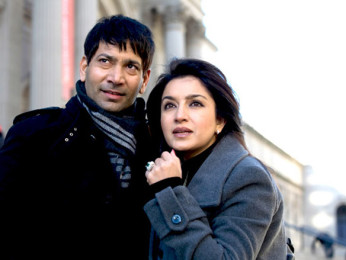 Movie Still From The Film Khushiyaan,Jasbir Jassi,Tisca Chopra