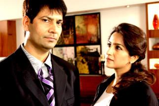 Movie Still From The Film Khushiyaan,Jasbir Jassi,Tisca Chopra