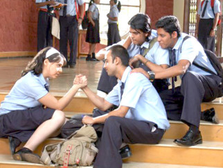 Movie Still From The Film Aamras,Vega Tamotia,Ntasha Bhardwaj,Maanvi Gagroo