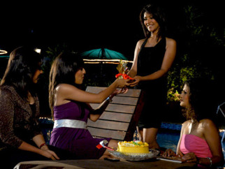 Movie Still From The Film Aamras,Maanvi Gagroo,Vega Tamotia,Anchal Sabharwal