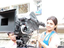 On The Sets Of The Film Aamras Featuring Vega Tamotia,Ntasha Bhardwaj,Maanvi Gagroo,Anchal Sabharwal,Ajay Singh Choudhury,Vikram Kapadia,Usha Bachani,Bharat Kapadia,Sonali Sachdev,Zarina Wahab,Manoj Pahwa,Sunil Sinha,Sukanya Kulkarni,Ashish Roy,Reema Lago