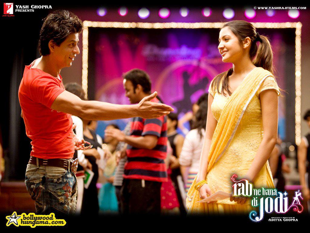 Shahrukh Khan,Anushka Sharma