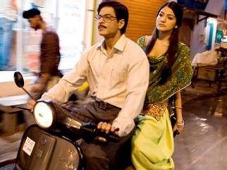 Movie Still From The Film Rab Ne Bana Di Jodi,Shahrukh Khan,Anushka Sharma