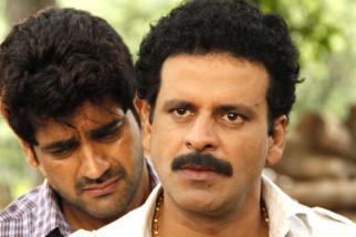 Movie Still From The Film Lanka,Arjan Bajwa,Manoj Bajpayee