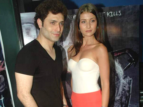 Shiney Ahuja promotes his film 'Ghost'