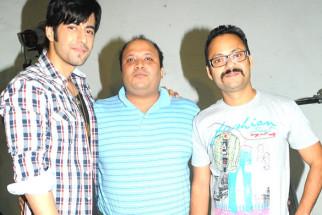 On The Sets Of The Film Sadda Adda Featuring Shaurya Chauhan,Karanvir Sharma,Bhaumik Sampat,Kahkkashan Aryan,Rohin Robert,Rohit Arora,Kunal Pant,Parimal Aloke