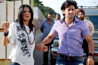 On The Sets Of The Film Love Kiya Aur Lag Gayi Featuring Vinod Dixit,Jennifer Winget,Pawan Malhotra,Saurabh Shukla