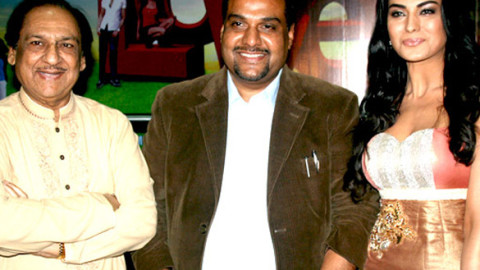 On The Sets Of The Film All U Need... LOVE Featuring Akki Verma,Veena Malik