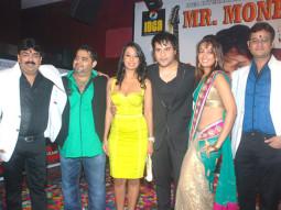 Photo Of Anand Gupta,Rikshit Matta,Kashmera Shah,Krishna Abhishek,Lovely Noronha,Sunil Gulani From The Mahurat of film 'Mr. Money'
