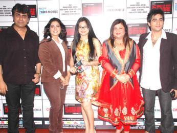 Photo Of Faisal Saif,Kavita Radheshyam,Tasneem Sheikh,Bandana Sharma,Abhishek Kumar From The Audio release of '5 Ghantey Mien 5 Crore'