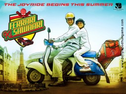 First Look Of The Movie Ferrari Ki Sawaari