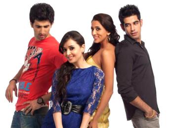 Movie Still From The Film Tutiya Dil,Sidhant Kapur,Suzanna Mukherjee,Iris Maity,Nikhil Sabharwal