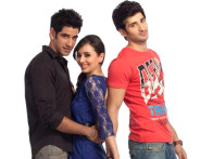 Movie Still From The Film Tutiya Dil,Nikhil Sabharwal,Suzanna Mukherjee,Sidhant Kapur