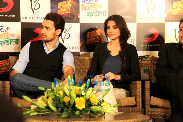 Press conference of 'Matru Ki Bijlee Ka Mandola'