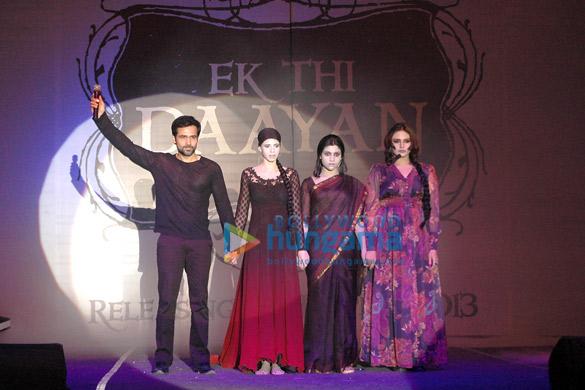 Trailor launch of 'Ek Thi Daayan'