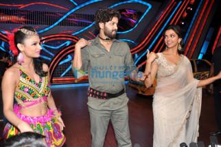 Dimpy Mahajan, Rahul Mahajan, Deepika Padukone