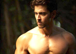 """""""Krrish is all about my body language"""" - Hrithik Roshan"""