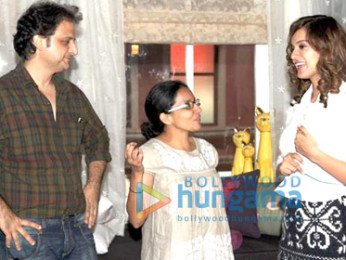 Vinay Sapru,Radhika Rao,Kangna Ranaut