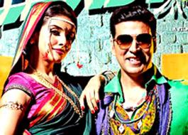 Khiladi 786 hits gold on TV