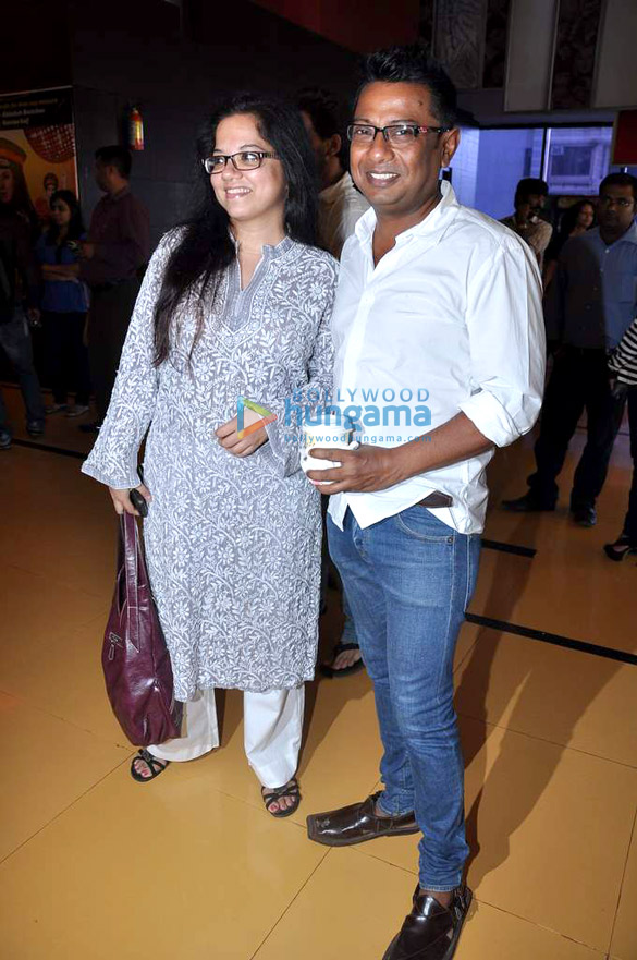 Premiere of 'Salaam Bombay' on completion of 25 years