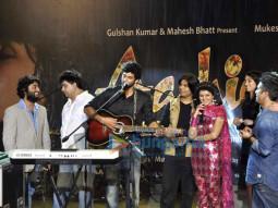 Arijit Singh, Jeet Ganguly, Aditya Roy Kapur, Ankit Tiwari, Palak Muchhal, Shraddha Kapoor, Mohit Suri
