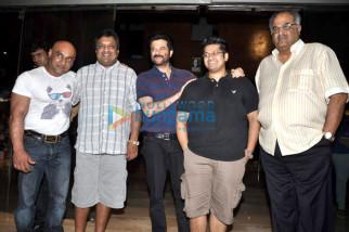 Sanjeev Chadha, Sanjay Gupta, Anil Kapoor, Tanuj Garg, Boney Kapoor