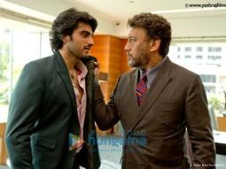 Arjun Kapoor, Jackie Shroff