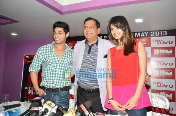 Ruslaan Mumtaz, Dr. Anil Kumar Sharma, Chetna Pande