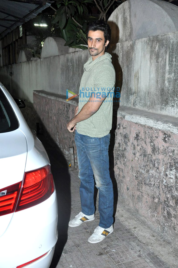 Special screening of 'Go Goa Gone' by Kunal Khemu