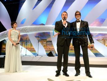 Leonardo DiCaprio, Amitabh Bachchan