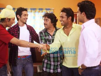 Anshuman Jha,Dhruv Ganesh,Manu Rishi,Aarya Kumar,Raj Kumar Yadav