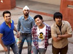Pulkit Samrat,Manjot Singh,Varun Sharma,Ali Fazal