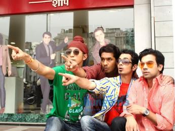 Anshuman Jha, Aarya Kumar, Dhruv Ganesh, Raj Kumar Yadav