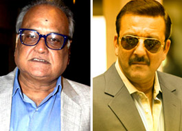 """Sanjay Dutt's willpower is Herculean"" says Policegiri producer"