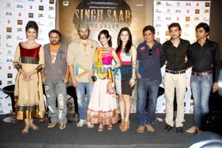 Urvashi Rautela, Anil Sharma, Sunny Deol, Amrita Rao, Anjali Abrol, Anand Raj Anand, Dhaval Jayantilal Gada, Kushal Kantilal Gada