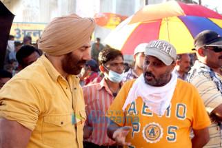 Sunny Deol, Anil Sharma
