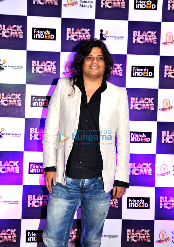 First look & music launch of 'Black Home'