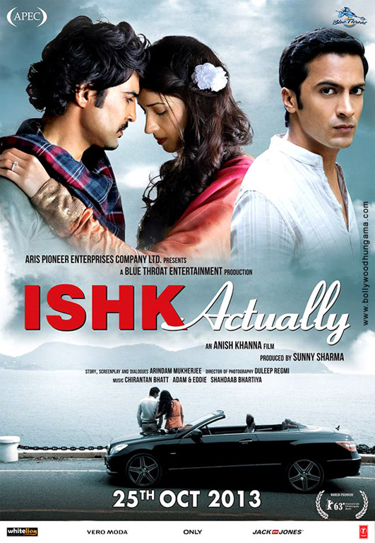 Ishk Actually Cover