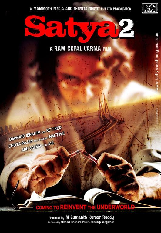 Satya 2 Cover