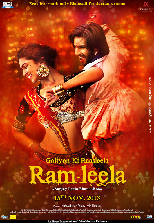 Review: folk flavour dominates ram-leela's music rediff. Com movies.