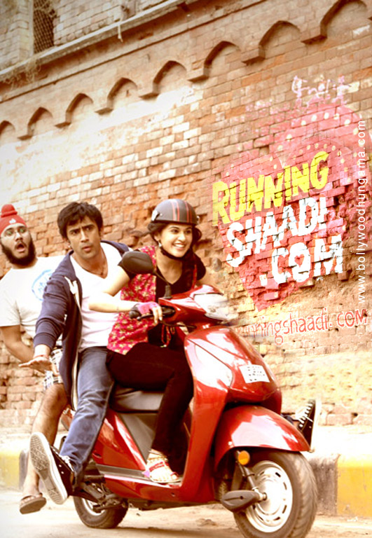 Running Shaadi.com Cover