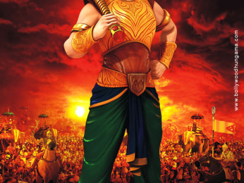 First Look Of The Movie Mahabharat - 3D Animation