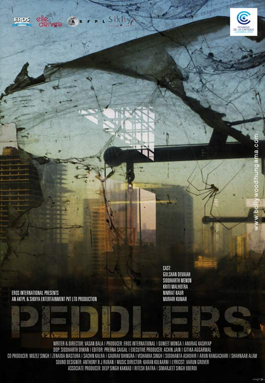 Peddlers Cover