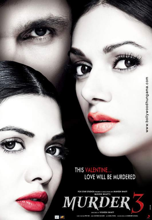 Murder 3 Cover