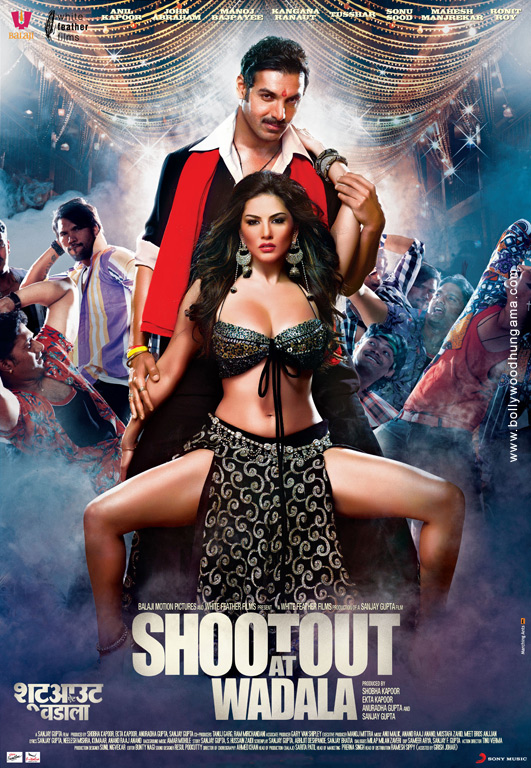 Shootout At Wadala Cover