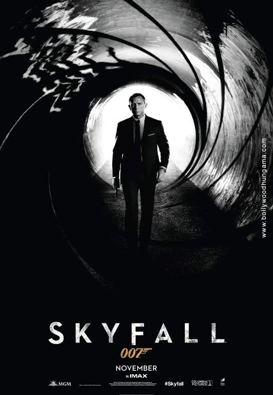 Skyfall Cover